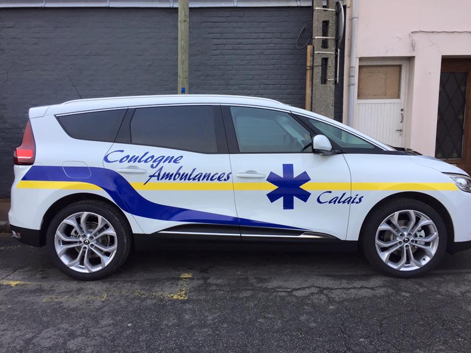 Taxi conventionné à Calais (62) | Coulogne Ambulances
