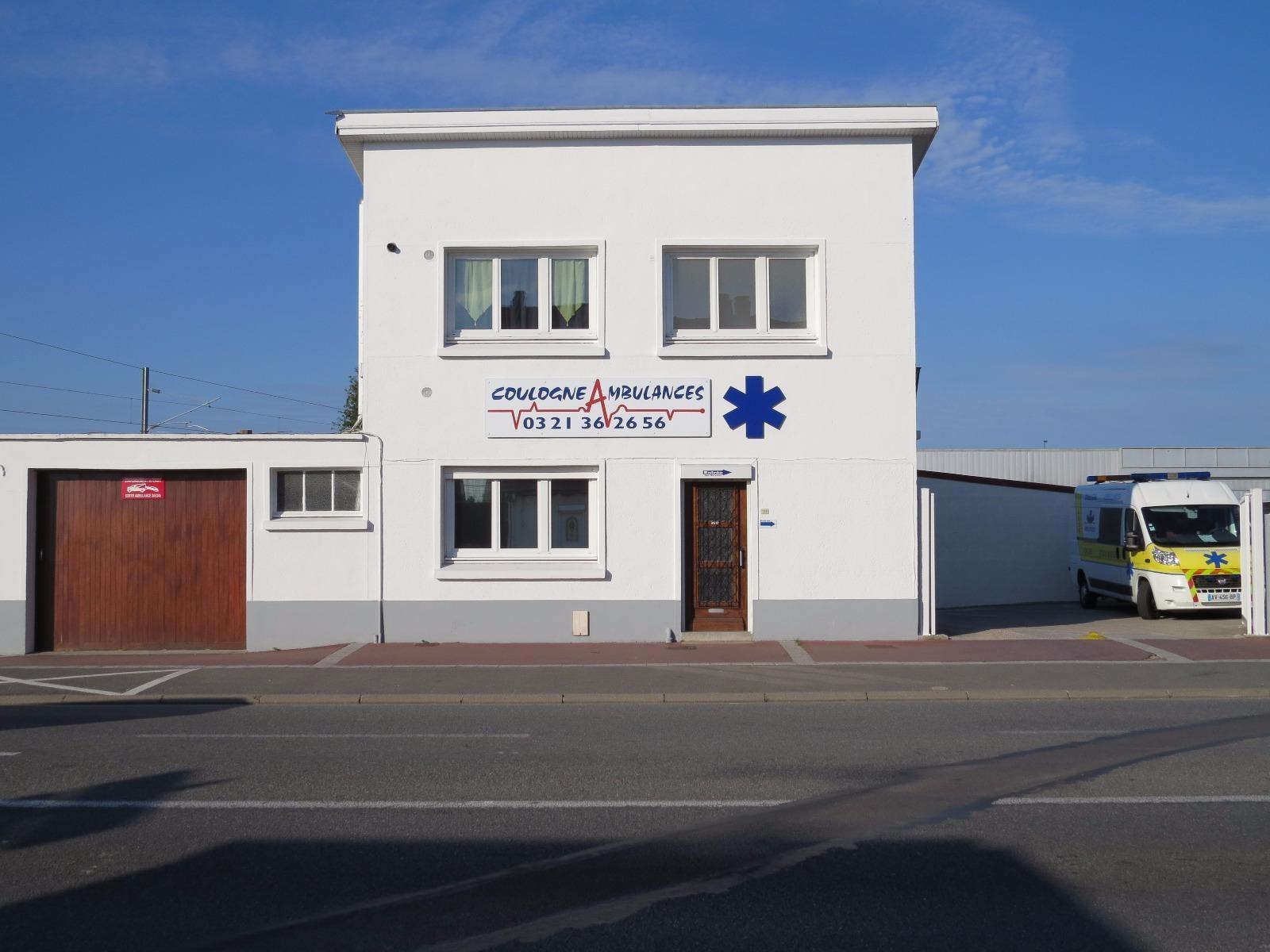 remboursement par l'assurance maladie et votre mutuelle santé à Calais (62) | Coulogne Ambulances